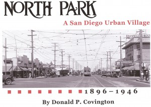 North Park History Book cover